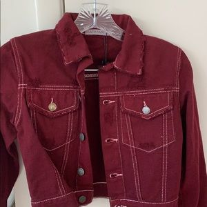 Brand New Carmar denim jacket